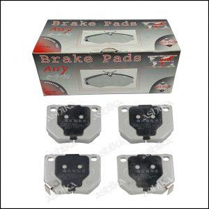 Pastiglie Freno Posteriori Nissan 300 ZX | Marca: Ashika 51-01-129