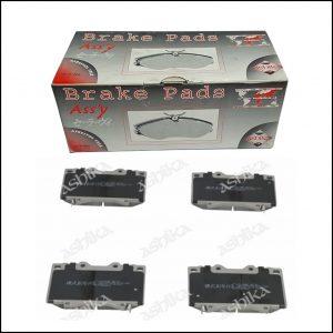 Pastiglie Freno Anteriori Toyota Land Cruiser | Lexus LX | Marca: Ashika 50-02-268