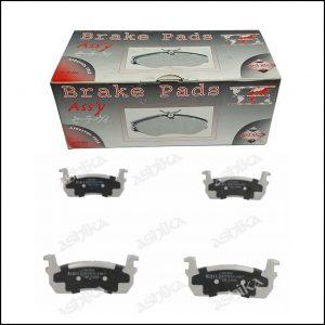 Pastiglie Freno Anteriori Nissan Micra I | Marca: Ashika 50-01-103