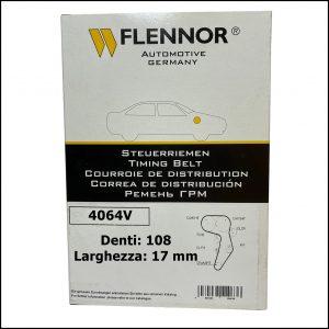 4064V Flennor Cinghia Distribuzione Peugeot   205   106   Partner