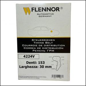 4224V Flennor Cinghia Distribuzione Iveco   Citroen   Peugeot   Fiat   Renault