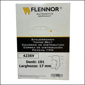 4236V Flennor Cinghia Distribuzione Citroen AX   Saxo   Xsara   Peugeot 106   205   206   306   309