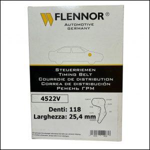 4522V Flennor Cinghia Distribuzione Citroen C5  C6   C8   C-Crosser   Fiat Ulysse   Ford Galaxy   Mondeo   S-Max   Lancia Phedra