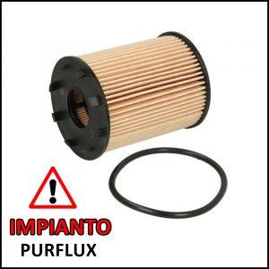 A. Filtro Olio Motore art.7408 [solo per impianto purflux]