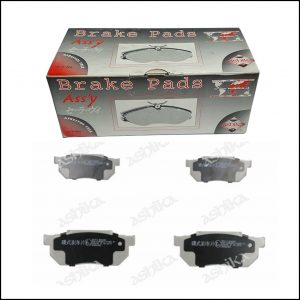 Pastiglie Freno Anteriori Honda Accord II | Civic III | Civic IV | CRX I | Prelude II | Integra | Marca: Ashika 50-04-414