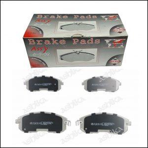 Pastiglie Freno Anteriori Nissan Maxima | Infiniti I30 | Marca: Ashika 50-01-183
