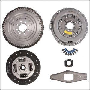 Kit Frizione Completo di Volano Per Ford Transit 2.400 Diesel dal 2006-2014