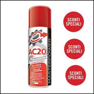 Spray Professionale Pulitore Aria Condizionata a Base D'alcool Elimina i cativi odori Auto
