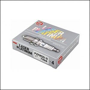 A. Candela Kit 4 Candele NGK Laser Platinum PZFR5D-11-7968