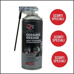 Grasso Ceramico Spray Resistente ad Elevate Temperatore (1400°C)