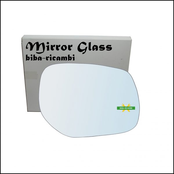 Vetro Specchio Retrovisore Lato Dx-Passeggero Per Infiniti Q30 dal 2015>