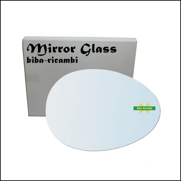 Vetro Specchio Retrovisore Lato Dx-Passeggero Per Mini Cooper (F54) Clubman dal 2014>