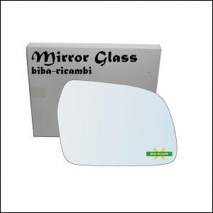 Vetro Specchio Retrovisore Lato Dx-Passeggero Per Suzuki Vitara I (TA) solo dal 1994-1998