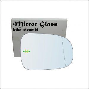 Vetro Specchio Retrovisore Asferico Lato Dx-Passeggero Per Daihatsu Sirion (M1) dal 1998-2005