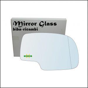 Vetro Specchio Retrovisore Asferico Lato Dx-Passeggero Per Chevrolet Tahoe Silverado