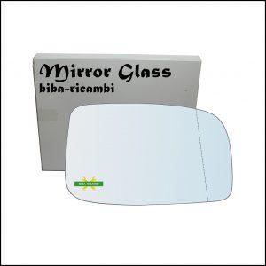 Vetro Specchio Retrovisore Asferico Lato Dx-Passeggero Per Daihatsu Sirion (M3) dal 2005-2011