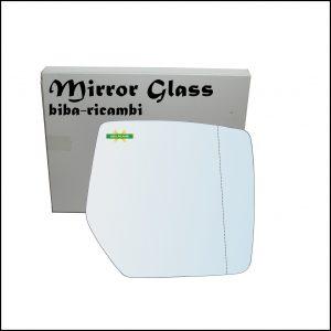 Vetro Specchio Retrovisore Asferico Lato Dx-Passeggero Per Dodge Nitro dal 2006-2012