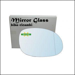 Vetro Specchio Retrovisore Asferico Lato Dx-Passeggero Per Chrysler PT-Cruiser dal 2000-2010