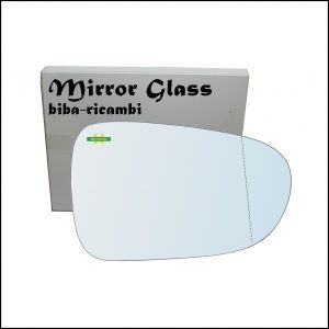 Vetro Specchio Retrovisore Asferico Lato Dx-Passeggero Per Ford Galaxy I (WGR) dal 1995-2006