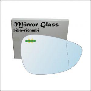Vetro Specchio Retrovisore Asferico Lato Dx-Passeggero Per Ford B-Max (JK) dal 2012>