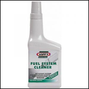 "WYNN'S FUEL SYSTEM CLEANER ADDITIVO BENZINA 325 ML ""FUORI TUTTO"""