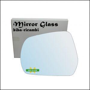 Vetro Specchio Retrovisore Cromato Lato Sx-Guidatore Per Great Wall Hover H6 dal 2017>