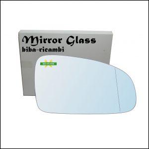 Vetro Specchio Retrovisore Asferico Lato Dx-Passeggero Per Chevrolet Aveo (T250, T255) solo dal 2005-2009