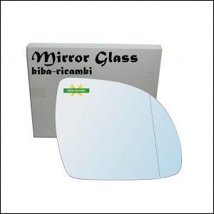 Vetro Specchio Retrovisore Asferico Lato Dx-Passeggero Per Ssangyong Korando (CK) dal 2010-2018