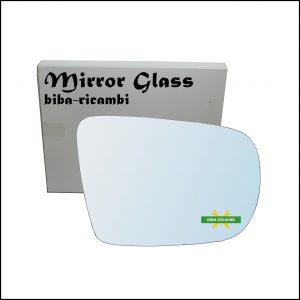 Vetro Specchio Retrovisore Cromato Lato Dx-Passeggero Per Subaru Legacy IV (BL,BP) dal 2003-2009