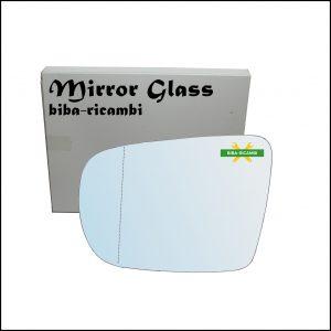 Vetro Specchio Retrovisore Asferico Lato Sx-Guidatore Per Subaru Legacy IV (BL,BP) dal 2003-2009