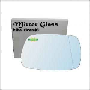 Vetro Specchio Retrovisore Asferico Lato Dx-Passeggero Per Lexus IS I (E1) dal 1999-2005