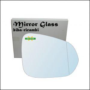 Vetro Specchio Retrovisore Asferico Lato Dx-Passeggero Per Lexus NX (Z1) dal 2014>