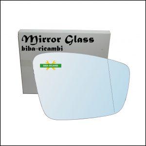 Vetro Specchio Retrovisore Asferico Lato Dx-Passeggero Per Seat Mii (KF1) dal 2011>
