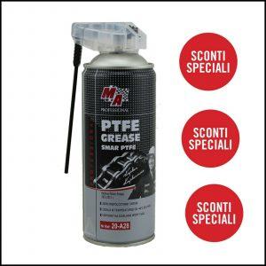 Grasso PTFE Spray Lubrificante con PTFE