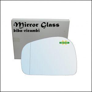 Vetro Specchio Retrovisore Asferico Lato Sx-Guidatore Per Tata Safari (42_FD) dal 1998>