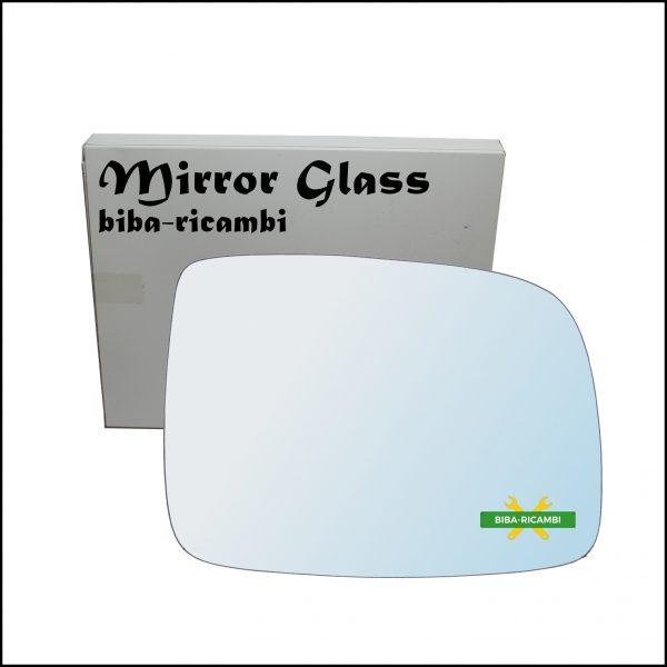 Vetro Specchio Retrovisore Cromato Lato Dx-Passeggero Per Great Wall Steed dal 2006>
