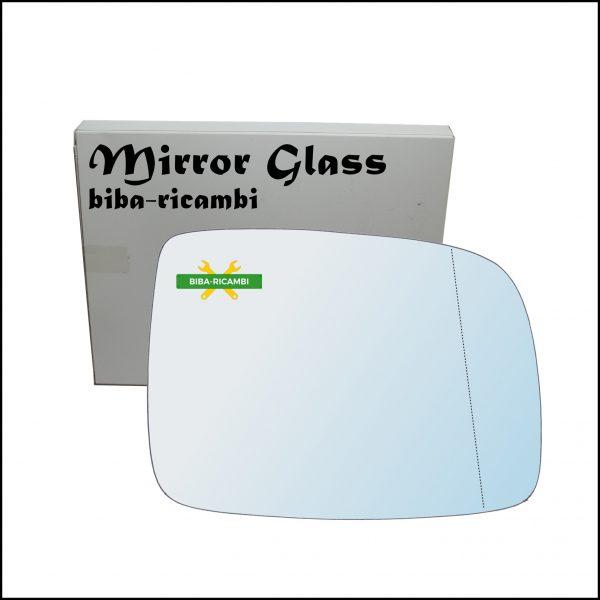 Vetro Specchio Retrovisore Asferico Lato Dx-Passeggero Per Great Wall Steed dal 2006>