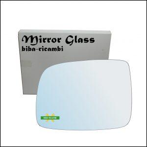 Vetro Specchio Retrovisore Cromato Lato Sx-Guidatore Per Great Wall Steed dal 2006>