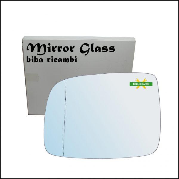 Vetro Specchio Retrovisore Asferico Lato Sx-Guidatore Per Great Wall Steed dal 2006>