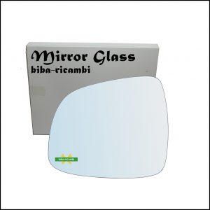 Vetro Specchio Retrovisore Lato Sx-Guidatore Per Suzuki SX4 (GY, RW) dal 2006>