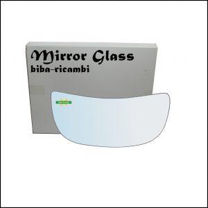Specchietto Retrovisore Inferiore Lato Sx-Guidatore Per Nissan Primastar (X83) dal 2001-2013