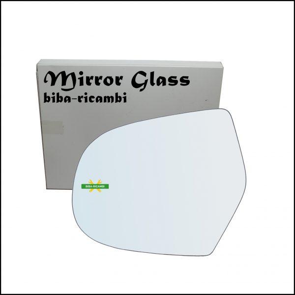 Vetro Specchio Retrovisore Lato Sx-Guidatore Per Great Wall Hover dal 2005-2011