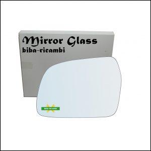 Vetro Specchio Retrovisore Lato Sx-Guidatore Per Suzuki Vitara I (TA) solo dal 1994-1998