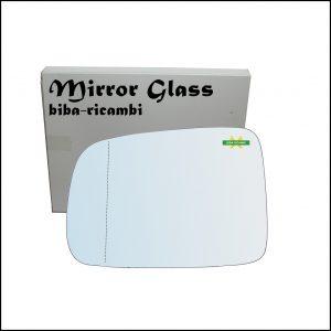 Vetro Specchio Retrovisore Asferico Lato Sx-Guidatore Per Honda CR-V I (RD) dal 1995-2002
