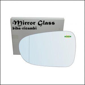 Vetro Specchio Retrovisore Asferico Lato Sx-Guidatore Per Ford Galaxy I (WGR) dal 1995-2006