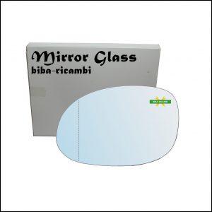 Vetro Specchio Retrovisore Asferico Lato Sx-Guidatore Per Chrysler PT-Cruiser dal 2000-2010