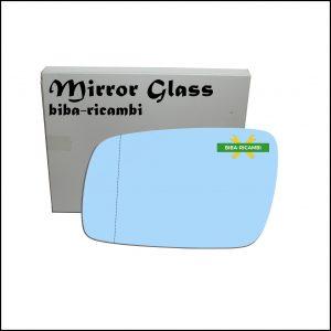 Vetro Specchio Blue Asferico Lato Sx-Guidatore Per Volkswagen Phaeton (3D1) solo dal 2002-2010