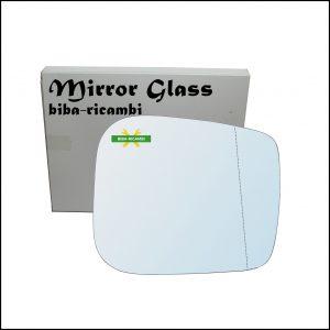 Vetro Specchio Retrovisore Asferico Lato Dx-Passeggero Per Tata Xenon dal 2006>