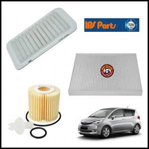 Kit Tagliando Filtri Per Subaru Trezia 1.300 73kw/99cv dal 2011>