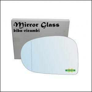 Vetro Specchio Retrovisore Asferico Lato Sx-Guidatore Per Subaru Vivio dal 1992-2000
